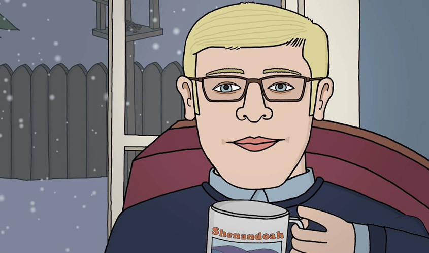 SEDATIVE HUMOUR: AN INTERVIEW WITH JOE PERA