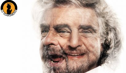 Beppe Grillo vs. Jim Jones (dettaglio)