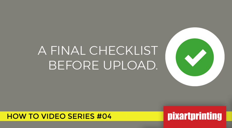 Final Checklist Before Uploading Your Documents